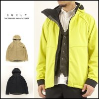 CURLY(カーリー)<br>ALL PURPOSE PARKA(3レイヤーパーカー)