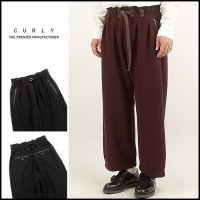 CURLY(カーリー)<br>AZTEC WIDE TROUSERS(ワイドトラウザー)