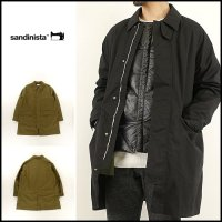 SANDINISTA(サンディニスタ)<br>Water-repellent OX Millitary Coat(ミリタリーコート)