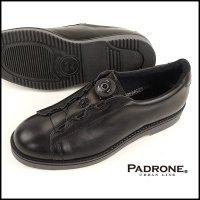 PADRONE URBAN LINE(パドローネアーバンライン)<br>DERBY SHOES(FREE LOCK)(フリーロックダービーシューズ)