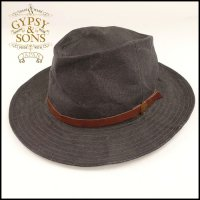 Gypsy&sons(ジプシー&サンズ)<br>PAPER FARM HAT(ペーパーハット)