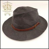 Gypsy&sons(ジプシー&サンズ)<br>PAPER FARM HAT(ペーパーハット)