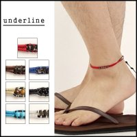 underline(アンダーライン)<br>Anklet(アンクレット)