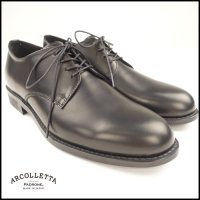ARCOLLETTA PADRONE(アルコレッタパドローネ)<br>DERBY PLAIN TOE SHOES(ダービープレーントゥシューズ)