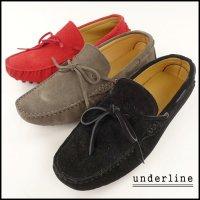 underline(アンダーライン)<br>Driving Shoes(ドライビングシューズ)