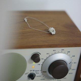 芍薬  しゃくやく/ピオニーのブレスレット -peony bracelet- (silver925・シルバー)