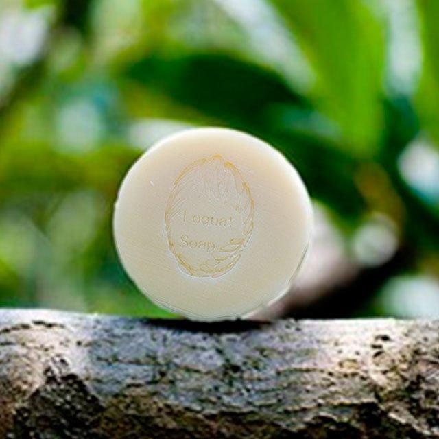美育肌ハーブ枇杷石鹸(70g)