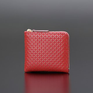 NY 小銭入D (G) [RED/RED/Seven Treasures]
