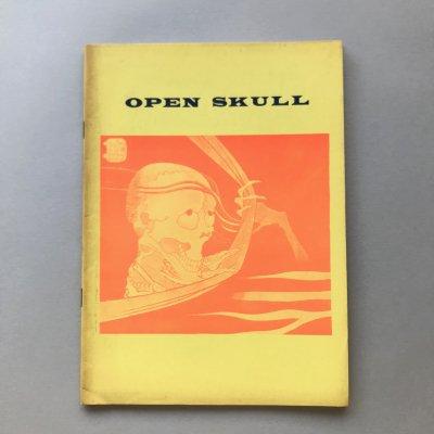 OPEN SKULL / Douglas Blazek(ダグラス・ブラジェク)