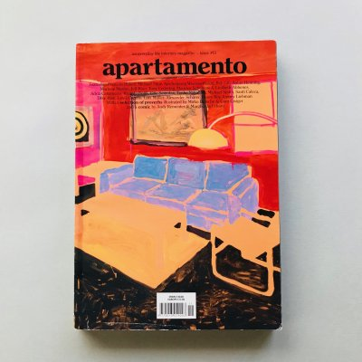 APARTAMENTO issue #11