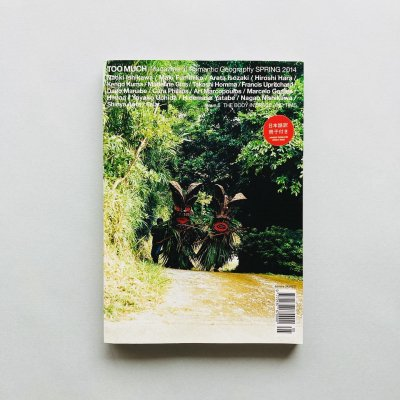 TOO MUCH Magazine of Romantic Geography SPRING 2014 issue 5