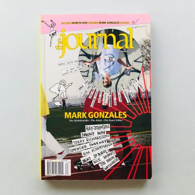 the journal feauturing mark gonzales volume 06 /  Mark Gonzales(マーク・ ゴンザレス)