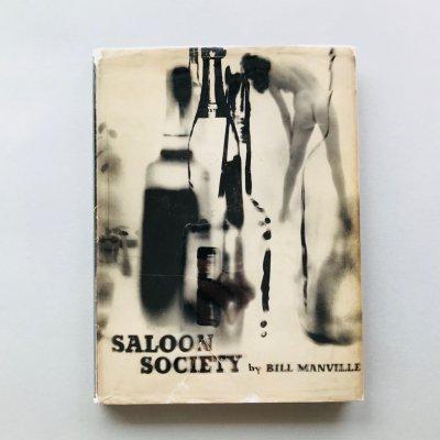 SALOON SOCIETY<br>ビル・マンヴィル<br>Bill Manville