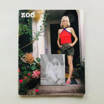 ZOO MAGAZINE no.3<br>ベンジャミン・ソマフォルダー<br>Benjamin Sommerhalder