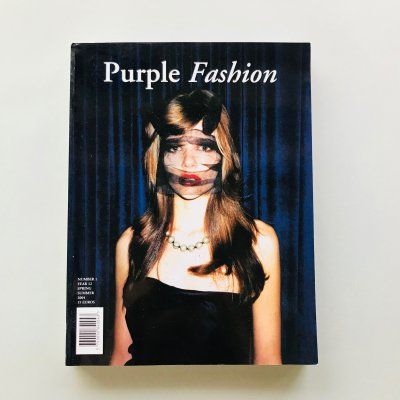 PURPLE FASHION Number 1 Spring Summer 2004