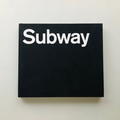 Helvetica and the New York City<br>Subway System<br>Blue Pencil Editions