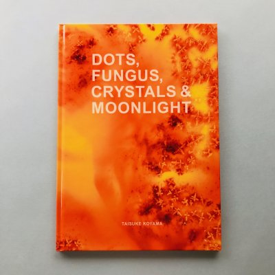 DOTS,FUNGUS,CRYSTALS<br>& MOONLIGHT<br>小山泰介<br>TAISUKE KOYAMA