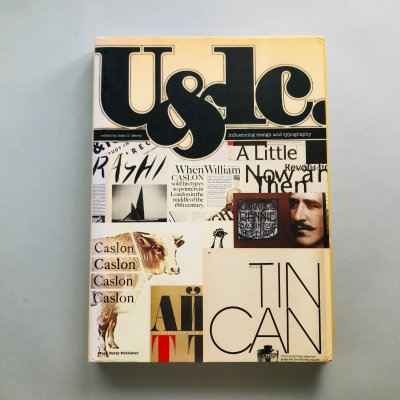 U&lc influencing design & typography / John Berry
