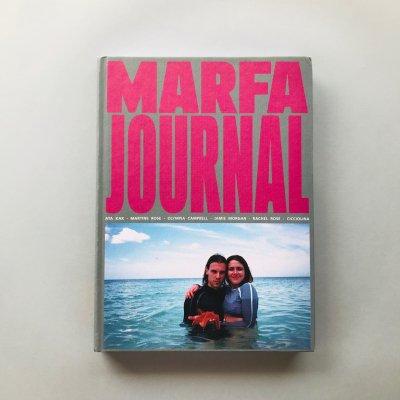 MARFA JOURNAL 第6号<br>マーファ ジャーナル