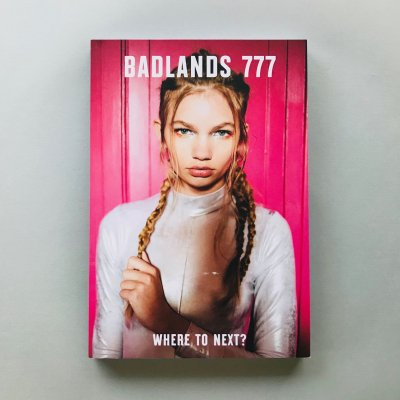 BADLANDS 777<br>Issue2