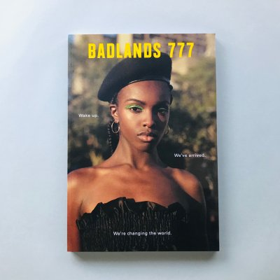 BADLANDS 777<br>Issue3
