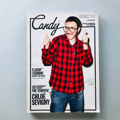 CANDY #3 2011-2012<br>Chloe Sevigny<br>TERRY RICHARDSON
