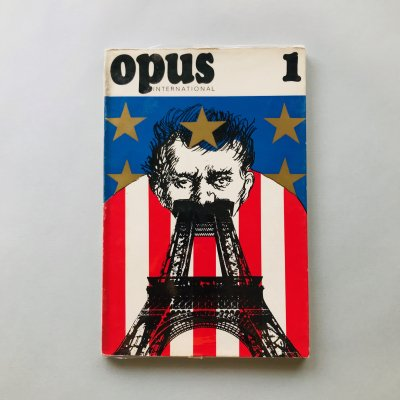 opus international no.1<br>1967年4月号