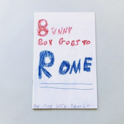BUNNY BOY GOES TO ROME / The Soth Family (アレック・ソス)
