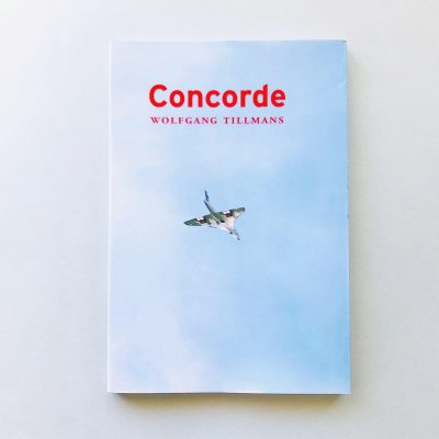 Concorde<br>ウォルフガング・ティルマンス<br>Wolfgang Tillmans