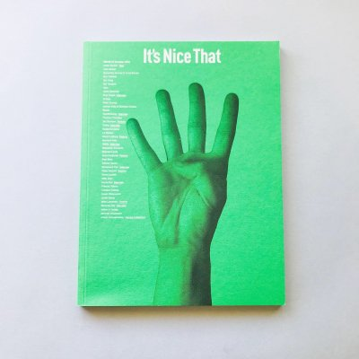 It's Nice That issue 4 / 2010年10月号