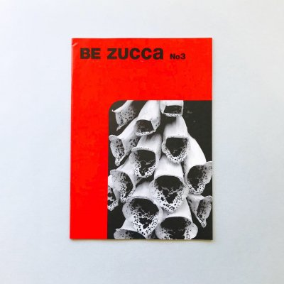 BE ZUCCA No.3<br>AUTUMN/WINTER 2007-08