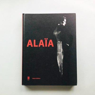 ALAÏA<br>Azzedine Alaia  アズディン・アライア
