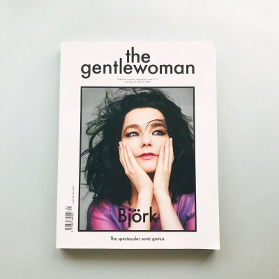 The Gentle Woman no.11<br>2015 Spring/Summer