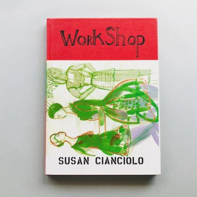 WORKSHOP<br>スーザン・チャンチオロ<br>SUSAN CIANCIOLO