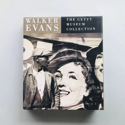 Walker Evans The Getty Museum Collection<br>ウォーカー・エヴァンス