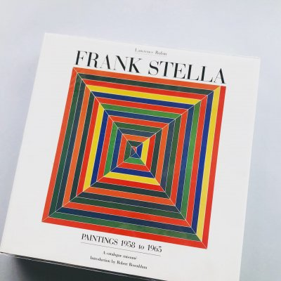 Frank Stella Paintings 1958 to 1965 A Catalogue Raisonne<br>フランク・ステラ