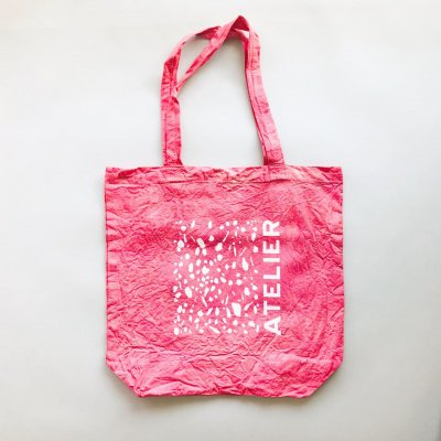ATELIER TOTE<br>ピンクレッド