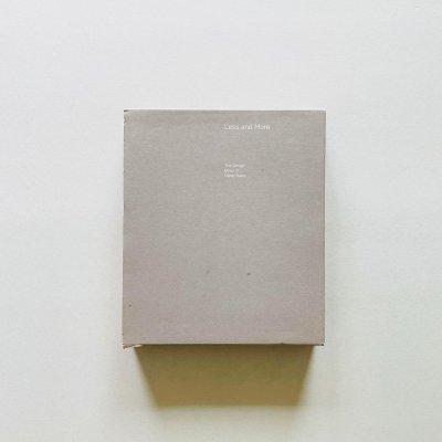 【日本語版】Less and More<br>The Design Ethos of Dieter Rams<br>ディーター・ラムス図録