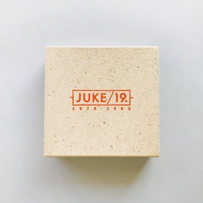 大竹伸朗 JUKE / 19 LIMITED EDITION<br>5CD BOX SET 1978-1982<br>SHINRO OHTAKE,YAMANTAKA EYE