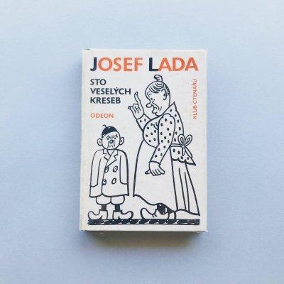 STO VESELYCH KRESEB<br>ヨゼフ・ラダ/JOSEF LADA