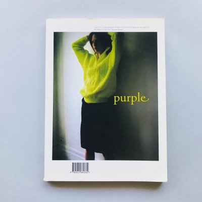 purple number 13 Fall 2002<br>鈴木親, ホンマタカシ, Wolfgang Tillmans