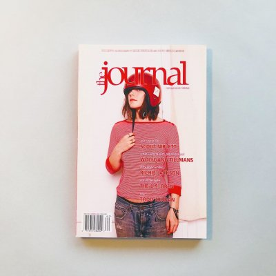 the journal SUMMER 2006<br>EXCLISIVE ART SUPPLEMMENT<br>BY MARK GONZALES AND SCOUT NILBLETT INCLUDED