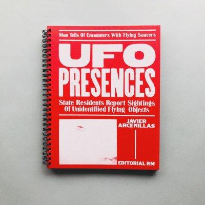 UFO Presences<br>ハビエル・アルセニージャス<br>Javier Arcenillas