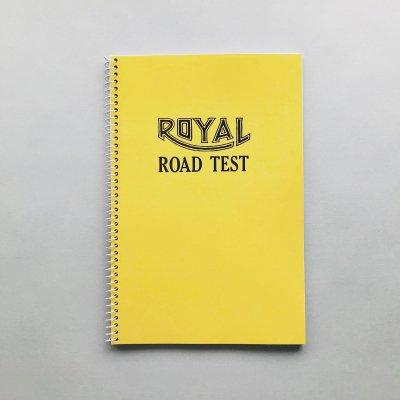 ROYAL ROAD TEST<br>ホンマタカシ<br>Takashi Homma