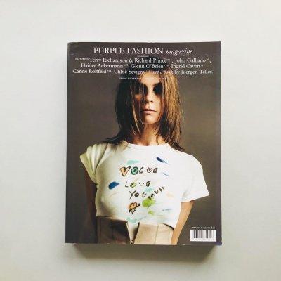 PURPLE FASHION MAGAZINE<br>SPRING SUMMER 2006 issue 5<br>パープルファッション
