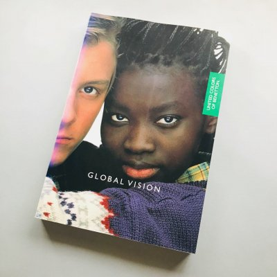 GLOBAL VISION<br>UNITED COLORS OF BENETTON.