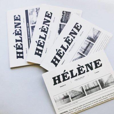HELENE<br>Numero 0〜3号<br>エレン・フライス