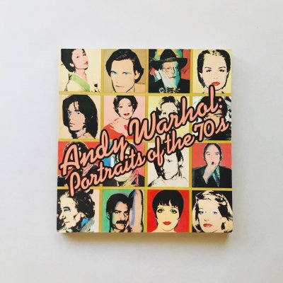 Andy Warhol Portraits of The 70s<br>アンディ・ウォーホル