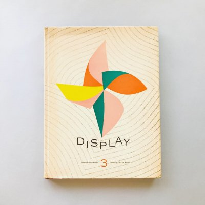 DISPLAY<br>Interiors Library No.3<br>George Nelson