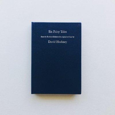 Six Fairy Tales<br>David Hockney<br>デイヴィッド・ホックニー